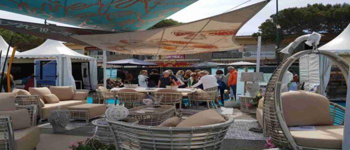 Salon Saint Tropez 2019 Aude Cayatte