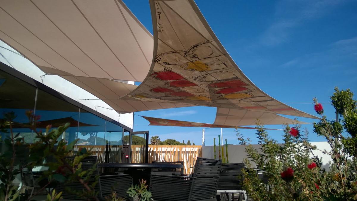 Beach Hôtel Restaurant Les Pêcheurs - Cap d'Antibes